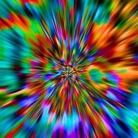psychedelic art by Psychedelic Art, Op Art, Rainbow Colors, Vibrant Colors, Colours, Art Fractal, Foto Poster, Abstract Pictures, Trippy Pictures