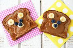 Inspiration of breakfast for children