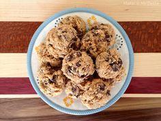 Makin' it Mo' Betta: 3-Ingredient Chocolate Chip Cookies {no cake mix!}