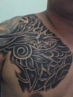 repaint.. :P Tribal Tattoos