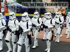 Feel The Force Premium Package - Travel With The Magic - Amy@TravelWithTheMagic.com