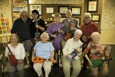 Bell Trace's Ukulele Club: Making Music Just for Fun