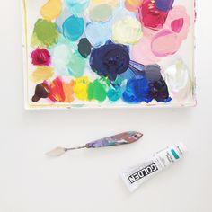 Diana Willard's Palette