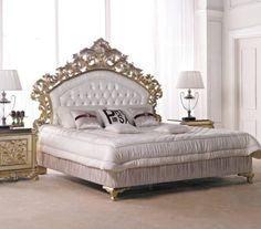 2e8fad7c32c8 Royal furniture french style bed 044