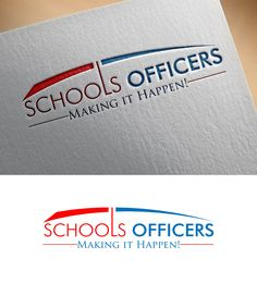 Conference Logo - Schools Officers, Making it H... Masculine, Bold Logo Design by Miss Creative