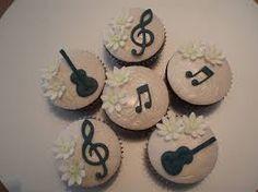 Resultado de imagen para https://ar.pinterest.comtortas en forma de piano hechas con cup cakes