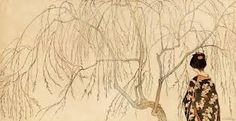 japan girl under the tree ile ilgili görsel sonucu