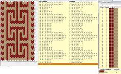 Proyecto 40 tarjetas, 2 colores, repite dibujo cada 24 movimientos