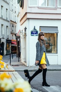 French Girl Outfit Inspiration | Jenny Cipoletti of Margo & Me
