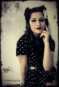 Francesca, photo Stefania Rigo #pinup