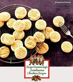 Norwegian Fork Cookies