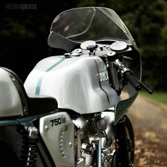 The Holy Grail: Ducati 750SS, greenframe