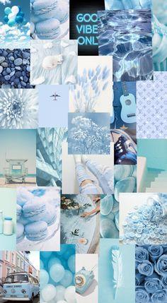 Cute Blue Wallpaper, Retro Wallpaper Iphone, Trippy Wallpaper, Mood Wallpaper, Wallpaper Space, Iphone Wallpaper Tumblr Aesthetic, Cute Patterns Wallpaper, Iphone Background Wallpaper, Aesthetic Pastel Wallpaper