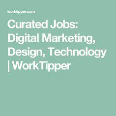 Job Board Is Unavailable Startups, Digital Marketing, Technology, Design, Tech, Tecnologia