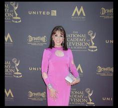 kate linder y&l, emmy ,jaredjamin, jewelry, earrings, 44th Primetime Emmy Awards