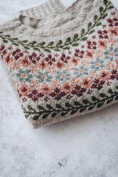 The Birkin Sweater — Yellowish