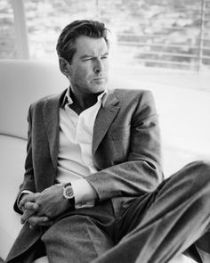 Pierce Brosnan - longest lasting crush, I've been in love since I was 7
