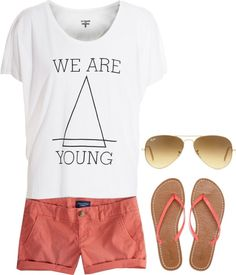 """Can't wait for Summer"" by cl-sugar on Polyvore"