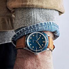 Elegant Watches, Beautiful Watches, Cool Watches, Watches For Men, Men's Watches, Popular Watches, Wrist Watches, Fashion Watches, Christopher Ward