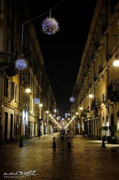 Artist's Lights Turin (Italy )