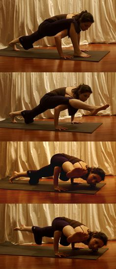 Try this yoga pose!