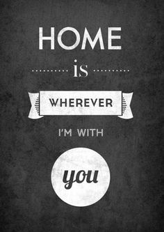 Home is Wherever Im With You Valentines day gift for him Typography poster Love print Quote poster Typographic print Valentines decor B&W UK Quote Posters, Quote Prints, Valentines Day Gifts For Him, Valentine Ideas, Valentine Greeting Cards, Message Card, Anger Management, Valentine Decorations, Typography Poster