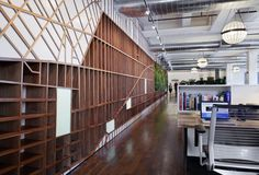 TOPP Offices by LTL Architects , via Behance