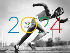 DC2024 Athlete by Shane Helm #olympics 2024 branding design