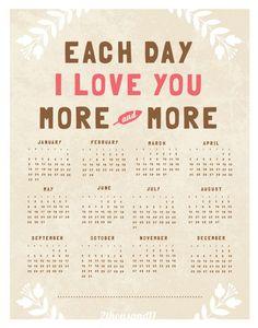 78 Best Calendar Images Wedding Stationery Calendar Design