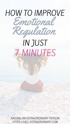 How to Improve Emotional Regulation In 7 Minutes | Physical Activity for Self Regulation | Autism | ADHD | Sensory Processing
