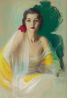 Rolf Armstrong 1926 | vintage-spirit.blogspot.com/ | Art & Vintage | Flickr