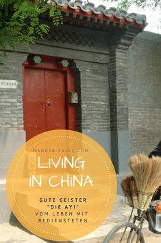 Seine eigenen Bediensteten zu haben, wer träumt ihn nicht diesen Traum. Wie die Realität dieses Luxus tatsächlich aussieht … In China, Outdoor Decor, Home Decor, Ghosts, Hiking, Luxury, Life, Decoration Home, Room Decor