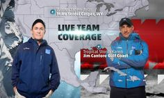 Mike Siedel & Jim Cantore