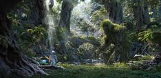 Hello_M.D-2027 by NHAN LE | Nature | 3D | CGSociety