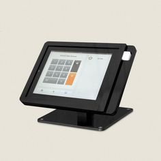 kreditkarte basteln Tinkering Monkeys Square Register, glossy black or white acrylic Square Register, Credit Card Machine, Credit Card Readers, Ipad Holder, Office Essentials, Ipad Stand, Iphone Accessories, Working Area, Cafes