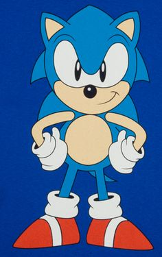 watch Sonic on tv/dvd and play videogames