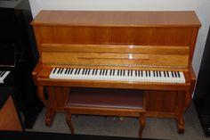 Hallet & Davis Upright Piano SOLD