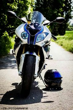 BMW HP4-Maybe if I finally ever get a bike?