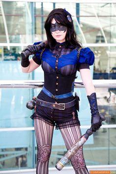nightwing Lady Nightwing Cosplay wing Nightwing night cosplay ...
