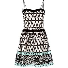 Oasis Tribal strappy sundress and other apparel, accessories and trends. Browse and shop 8 related looks.