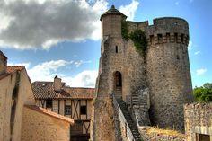 Parthenay, France