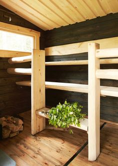 Here are the And Cozy Home Sauna Design Ideas. This article about And Cozy Home Sauna Design Ideas was posted … Modern Saunas, Indoor Sauna, Traditional Saunas, Sauna Design, Finnish Sauna, Spa Rooms, Cabin Interiors, Home Spa, Types Of Wood