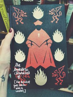 The Bookstore Chronicles | Zelda was a writer