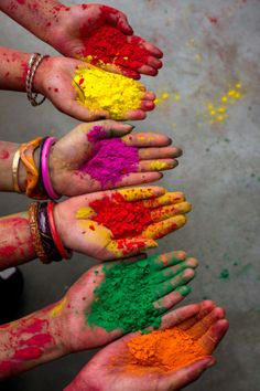 What colour are you vibrating? Let's take a look and find out!