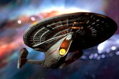 Could a 21st Century USS Enterprise Really Fly?