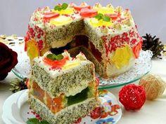 Vanilla Cake, Cheesecake, Cooking Recipes, Cheesecakes, Chef Recipes, Cherry Cheesecake Shooters, Recipes