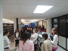 Visita Guiada - alumnos de propedéutico de Odontopediatría