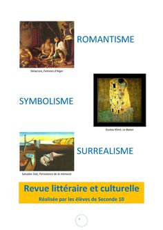 Romantisme - Symboli