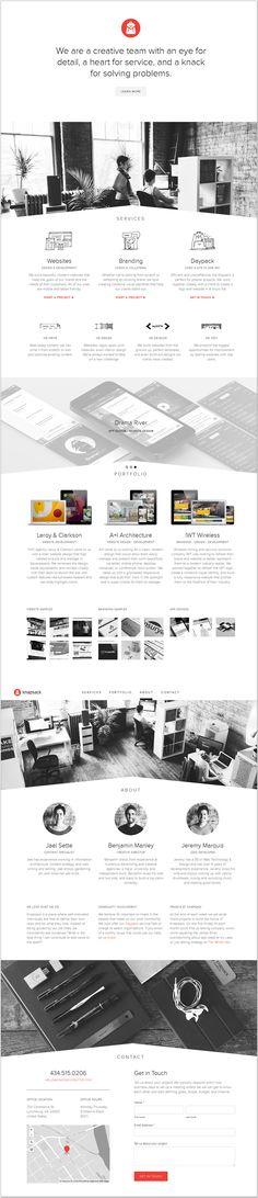 Daily Web Design and Development Inspirations No.379