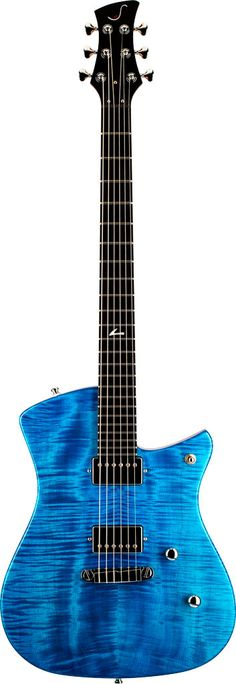 Soultool Laguz. Wow, amazing guitar and piece of art in its own right.